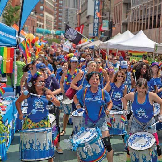Jersey City, NJ LGBT Pride 2018.