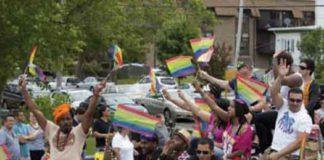 Jersey Pride Parade 2012