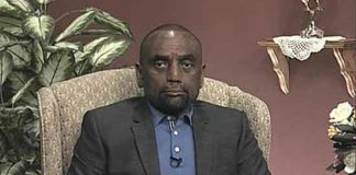 Jesse Lee Peterson on TV in 2016