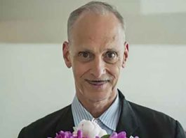 Author, film maker and pop icon John Waters