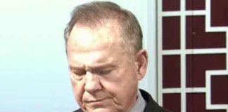 Roy Moore on MSNBC