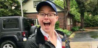 Julia Fahl is running for mayor in Lambertville NJ