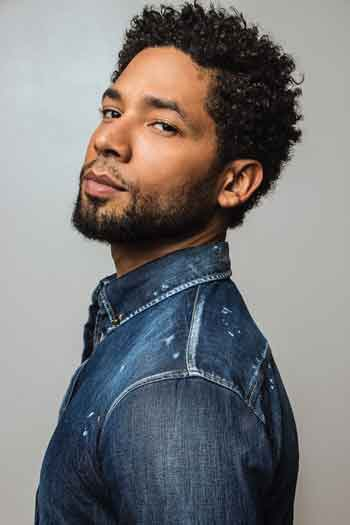 "Jussie Smollett stars on ""Empire."""