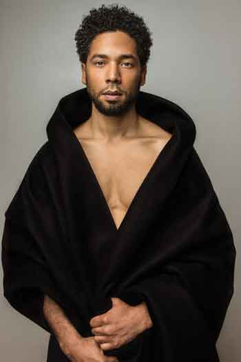 Jussie Smollett is just like you. Or was: He remembers going to Pride, all the rainbows, free love, free condoms, and fiery ex-boyfriend drama.