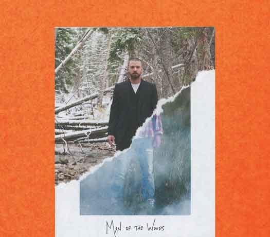 "Justin Timberlake album ""Man of the Woods"""