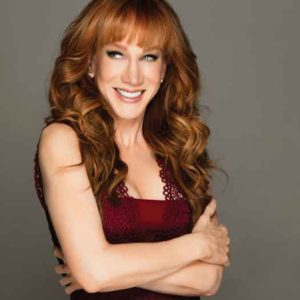 Kathy Griffin comments on 2017