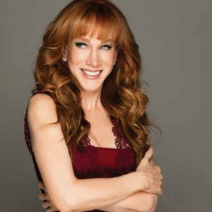 Kathy Griffin: A lot can change in one year | Out In Jersey