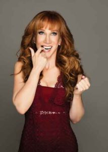 Kathy Griffin in 2017