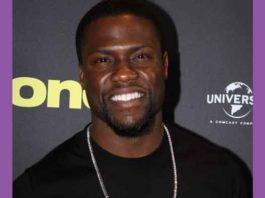 Comedian Kevin Hart 2014 file photo