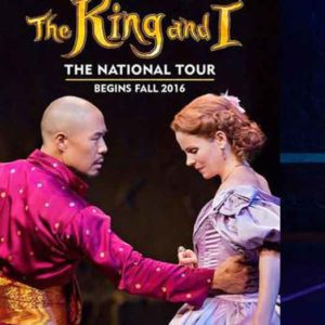 """The King and I"" national tour 2017"
