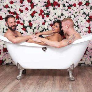 """Eastsiders"" in a tub"
