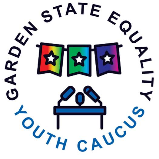Garden State Equality Youth Caucus logo