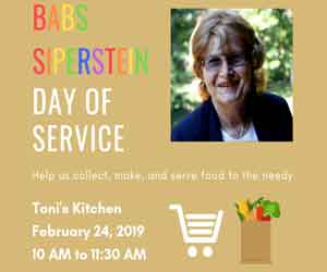 LGBT Day of Service at Toni's Kitchen in Montclair, NJ photo