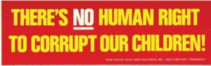 1970s bumper sticker