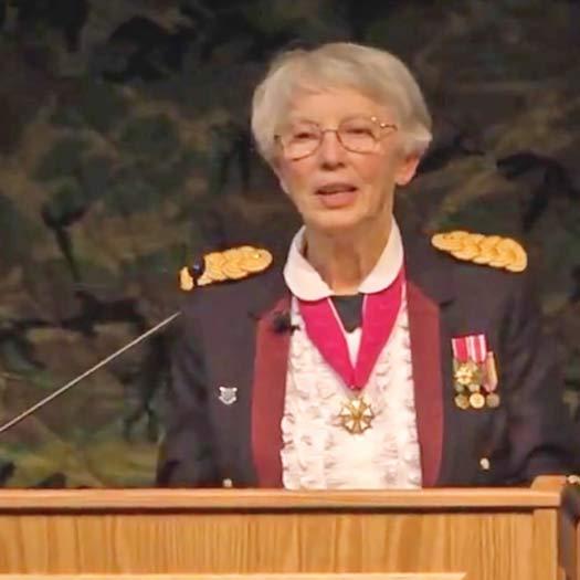 Col. Patsy Thompson