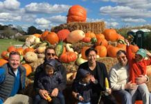 LGBT Network fall pumpkins 2017