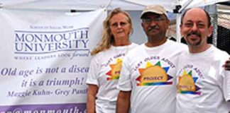 LGBT Older Adult Project at Monmouth University