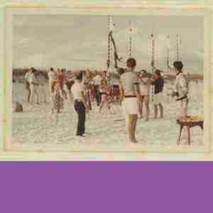 The annual Emma Jones Society beach party was held July 4 in the early 1970s in Pensacola Florida