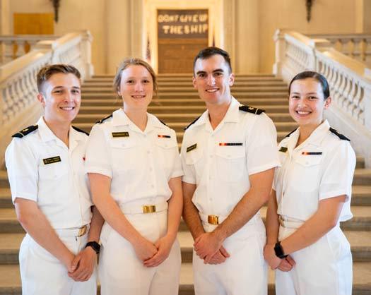 Navy Spectrum Officers