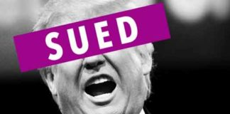 Lambda Legal and SLDN are suing Donald Trump