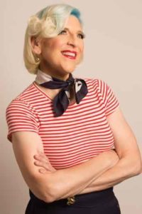 Lisa Lampanelli photo by Dan Dion