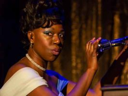 """Little Girl Blue: The Nina Simone Musical"" at George Street Playhouse. Photos by T. Charles Erickson."