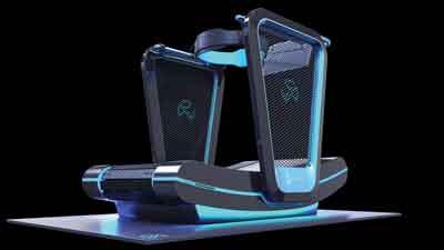 Blue Goji Treadmill