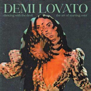 """Cover of Demi Lovato album """"Dancing with the Devil"""""""
