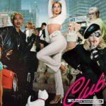 "Dua Lipa ""Club Future Nostalgia"" CD cover"