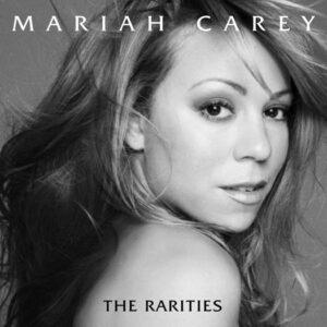 """The Rarities"" album cover from Mariah Carey"