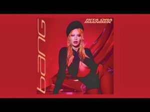 """Cover of new EP """"Bang"""" by Rita Ora"""