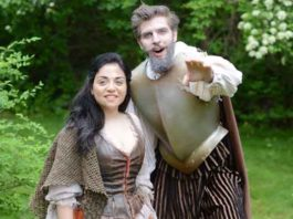 """Man of La Mancha"" at the Princeton Festival photo by Jessica Franko"