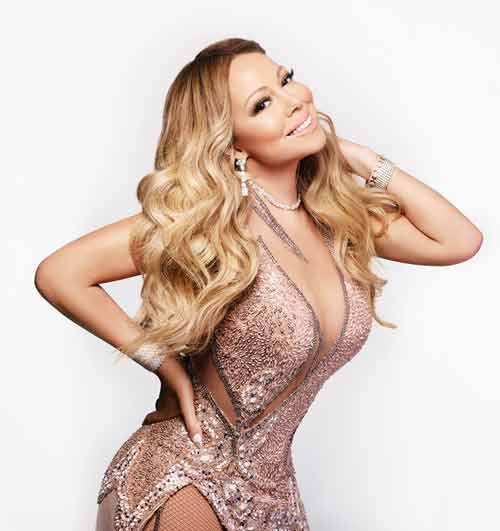 Mariah Carey photo courtesy of E!