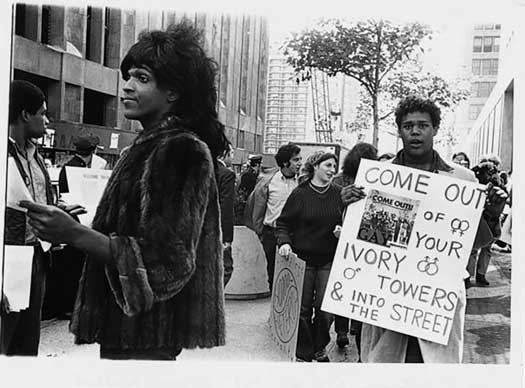 Marsha P. Johnson file photo