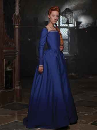 """Mary Stuart in """"Mary Queen of Scots"""" a Focus Features release. Credit: John Mathieson / Focus Features"""