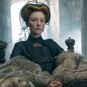 "Scene with Saoirse Ronan from ""Mary Queen Of Scots"""
