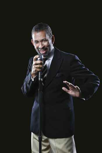 Maurice Hines is tapping through life