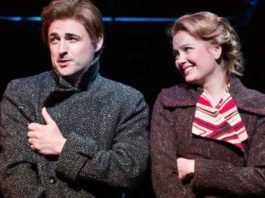 """McCarter Theatre's latest production """"Murder On The Orient Express"""""""