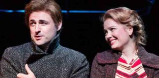 "McCarter Theatre's latest production ""Murder On The Orient Express"""
