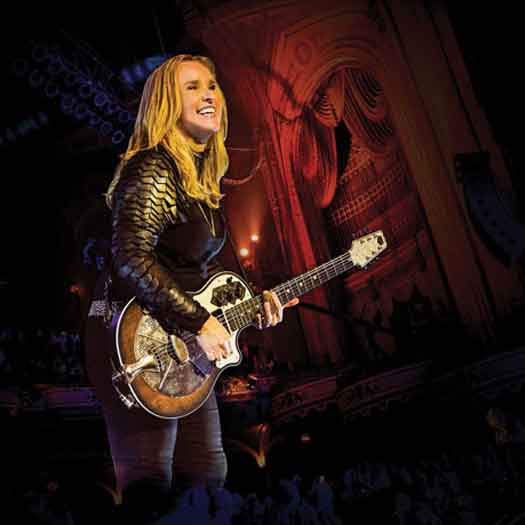 Melissa Etheridge photo by Debi Del Grande