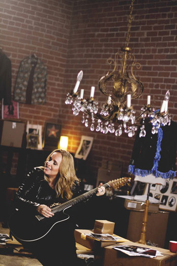 Melissa Etheridge photo by Tarina Doolittle