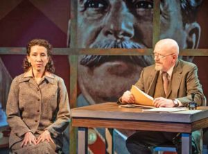 "Scene from NJ Rep's ""Memoirs of a Forgotten Man"""