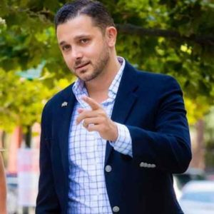 Hoboken, NJ mayoral candidate Michael DeFusco