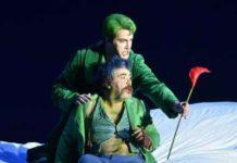 """A Midsummer Night's Dream"" is Opera Philadelphia's latest production. Photos by Kelly and Massa."