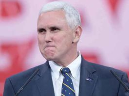 Mike Pence 2015 file photo