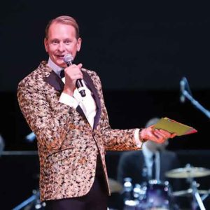Carson Kressley was the host at Borgata Saturday night for the Miss'd America Pageant. Photos courtesy of Borgata Hotel Casino