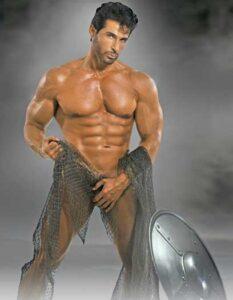 Fitness model Anthony Catanzaro.
