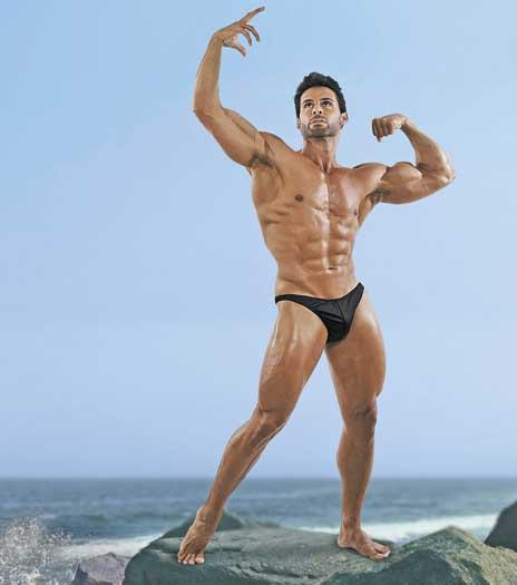 Fitness model Anthony Catanzaro