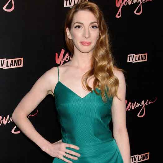 Molly Bernard at TV Land event for