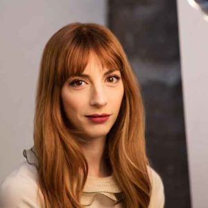 "Molly Bernard from ""Transparent"""